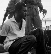 Patrice Lumumba/Arkivbild. Horst Faas / TT NYHETSBYRÅN