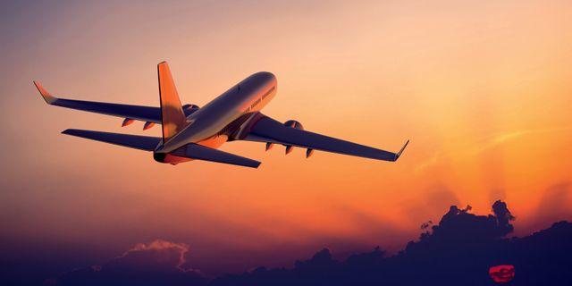 Bokar du din flygbiljett på en söndag så betalar du mindre än om du bokar den på en fredag, visar en ny undersökning. Wikicommons