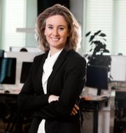 Karin Fries, fondförvaltare Carnegie Fonder Magnus Sandberg