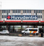 Karolinska i Huddinge. Helena Landstedt/TT / TT NYHETSBYRÅN