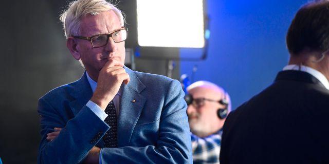 Carl Bildt. Arkivbild. Henrik Montgomery/TT / TT NYHETSBYRÅN