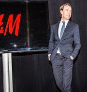 Arkivbild: H&M: vd Karl-Johan Persson. Tomas Oneborg/SvD/TT / TT NYHETSBYRÅN
