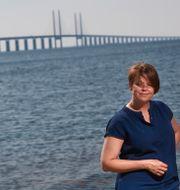 Katrin Stjernfeldt Jammeh.  Andreas Hillergren/TT / TT NYHETSBYRÅN