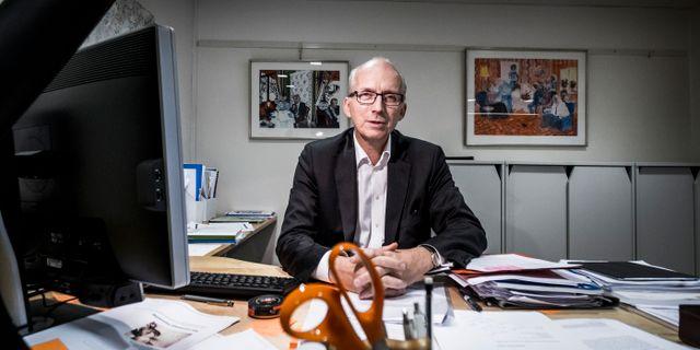 Arkivbild: Konjunkturinstitutets generaldirektör Urban Hansson Brusewitz. Magnus Hjalmarson Neideman/SvD/TT / TT NYHETSBYRÅN