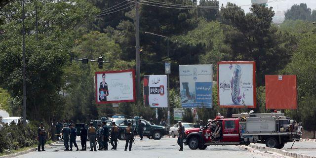 Arkivbild. Massoud Hossaini / TT / NTB Scanpix