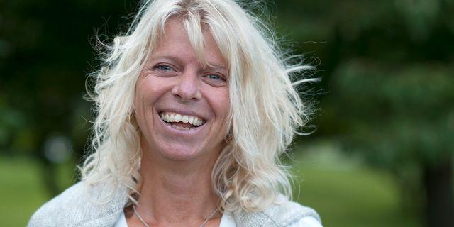 Catarina Kinnvall, professor i statsvetenskap och politisk psykologi på Lunds universitet    Foto: Maria Stromvik