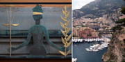 Arkivbilder Stockholms tingsrätt, Monte Carlo på Franska rivieran TT