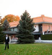 Kinas ambassad. Arkivbild. Henrik Montgomery/TT / TT NYHETSBYRÅN
