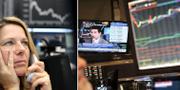 Amerikanska börserna öppnade avvaktande för att sedan avancera. TT