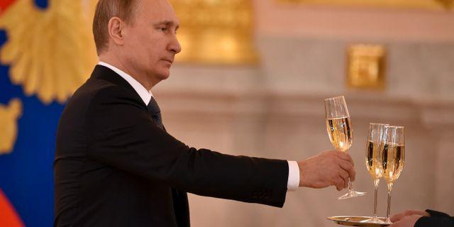 Vladimir Putin. Kirill Kudryavtsev / TT NYHETSBYRÅN/ NTB Scanpix