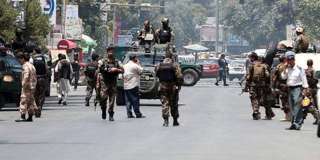 Kabul. Massoud Hossaini / TT / NTB Scanpix