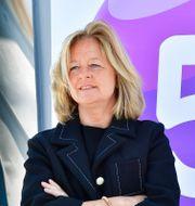 Allison Kirby.  Jonas Ekströmer/TT / TT NYHETSBYRÅN