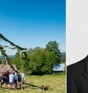 Fredrik Lundberg är storägare i Indutrade. TT/Pressbild