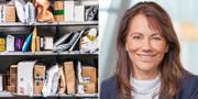 Charlotte Svensson, chef för affärsområdet Communication Services på Postnord.  TT / Postnord