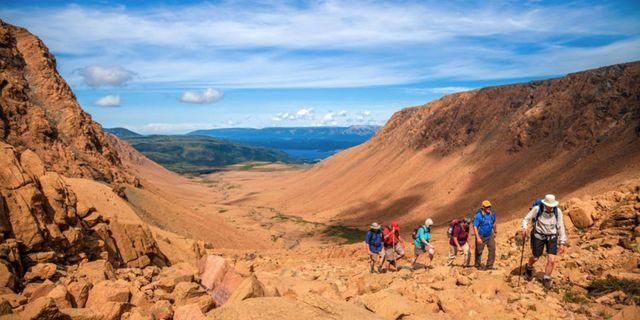 Newfoundlands landskap är minst lika vackra som Islands, tipsar CNN. Newfoundland and Labrador Tourism