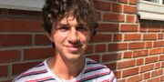 Daniel Vaknine, 18, berättar om hur antisemitismen påverkar honom. Lova Nyqvist Sköld/Sveriges Radio