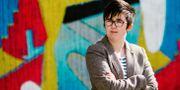 Journalisten Lyra McKee som sköts ihjäl vid protesterna. HANDOUT / TT NYHETSBYRÅN