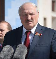 Aleksandr Lukasjenko/Arkivbild Maxim Guchek / TT NYHETSBYRÅN