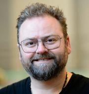 Adam Alsing.  HENRIK MONTGOMERY / TT / TT NYHETSBYRÅN
