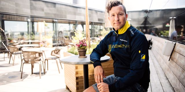 Håkan Carlsson.  Erik Simander/TT / TT NYHETSBYRÅN
