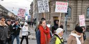 Frågan om Västlänken har väckt het debatt i Göteborg Karin Olander / TT / TT NYHETSBYRÅN