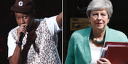 Tyler the creator/Theresa May TT