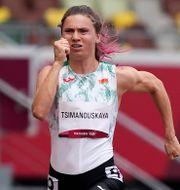 Kristina Timanovskaja. Martin Meissner / TT NYHETSBYRÅN