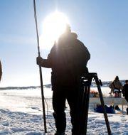 Arkivbild. Inspelning av SVT-serien om kriminalkommissarie Winter, 2010. ADAM IHSE / TT / TT NYHETSBYRÅN