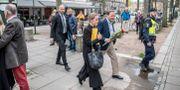 Löfven på kampanjmöte i Trollhättan. Björn Larsson Rosvall/TT / TT NYHETSBYRÅN