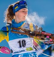 Hanna Öberg/Tiril Eckhoff.  Bildbyrån