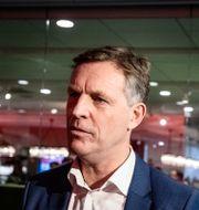 Castellums avgående vd Henrik Saxborn. Emma-Sofia Olsson/SvD/TT / TT NYHETSBYRÅN