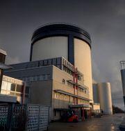 En av de fyra reaktorer på Ringhals kärnkraftverk. Björn Larsson Rosvall/TT / TT NYHETSBYRÅN
