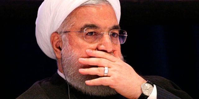 Rouhani. KENA BETANCUR / AFP