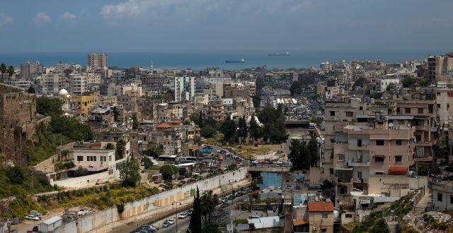 Tripoli. Bilden är tagen 5 maj. Hassan Ammar / TT NYHETSBYRÅN