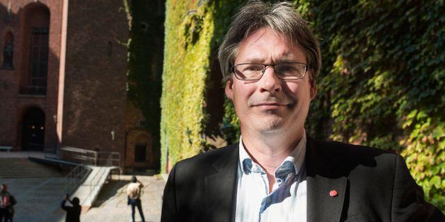 Roger Mogert (S). FANNI OLIN DAHL / TT / TT NYHETSBYRÅN