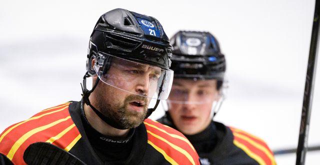 Patrik Berglund. SIMON HASTEGÅRD / BILDBYRÅN