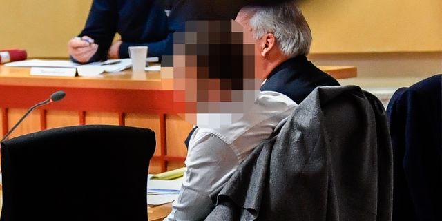 Bild från januari när rättegången mot 22-åringen inleddes. Jonas Ekströmer/TT / TT NYHETSBYRÅN