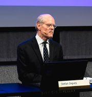Riksbankens chef Stefan Ingves.  Ali Lorestani/TT / TT NYHETSBYRÅN