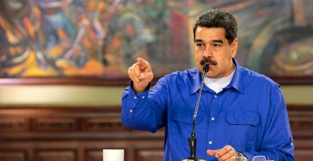 Nicolas Maduro HO / Venezuelan Presidency