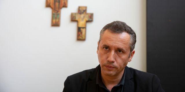 Roberto Alvim. Arkivbild. Eraldo Peres / TT NYHETSBYRÅN