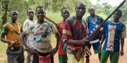 En kristen väpnad grupp i november 2013. Florence Richard / TT NYHETSBYRÅN/ NTB Scanpix