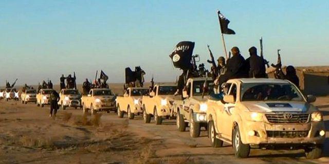 IS-militanter i Syrien sommaren 2014. TT NYHETSBYRÅN/ NTB Scanpix