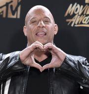Vin Diesel.  Richard Shotwell / TT NYHETSBYRÅN
