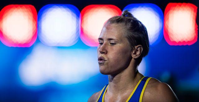 Jenny Fransson.  MATHIAS BERGELD / BILDBYRÅN