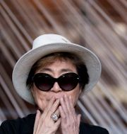 Yoko Ono. Rebecca Blackwell / TT NYHETSBYRÅN/ NTB Scanpix