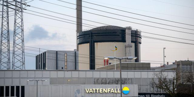 Ringhals kärnkraftverk Björn Larsson Rosvall/TT / TT NYHETSBYRÅN
