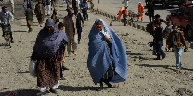 40 rebeller doda i talibanattack