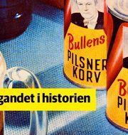 Ur ICAs historiska arkiv hos Centrum för Näringslivshistoria.