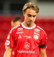 Kalmar FF:s Isak Magnusson SUVAD MRKONJIC / BILDBYRÅN