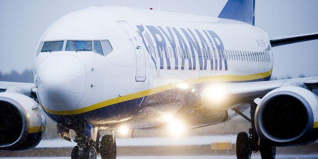 Ryanair Foto: Jon Olav Nesvold